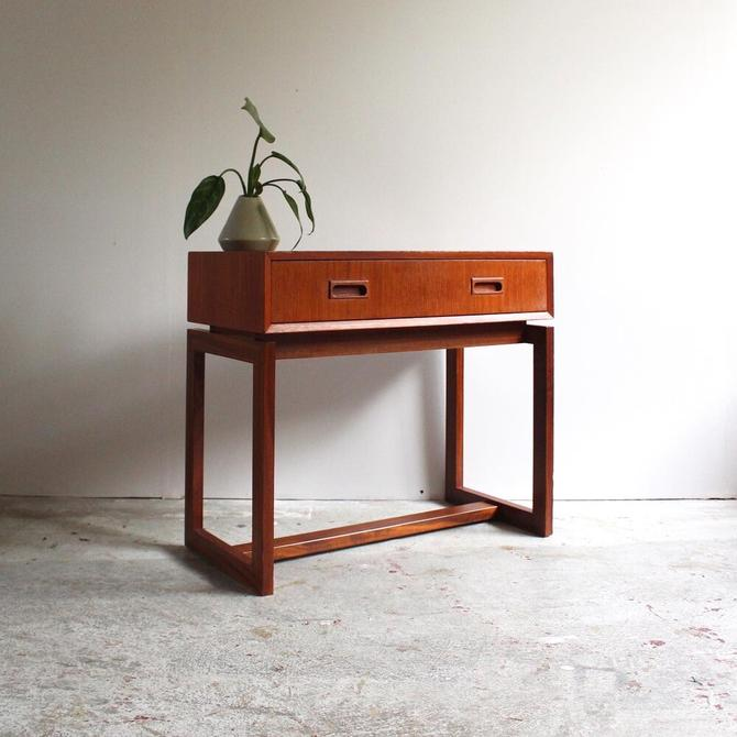 Teak + Afromosia Chest of Drawers
