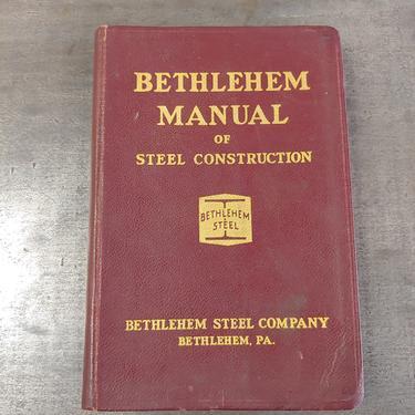 Bethlehem Steel Manual