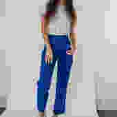 Rocky Mountain High Waist Jeans (Passport Blue)