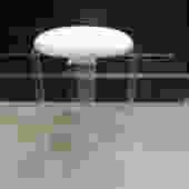 Vintage Mid century modern lucite vanity stool