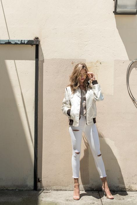 3 AM Stilettos Jacket