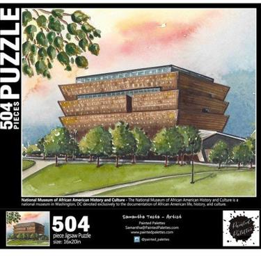 National Museum of African American History and Culture Puzzle