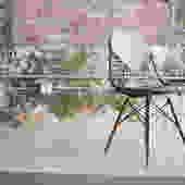 Eames Bikini Dowel Leg Wire Chair