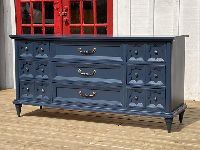 Lacquered Dresser