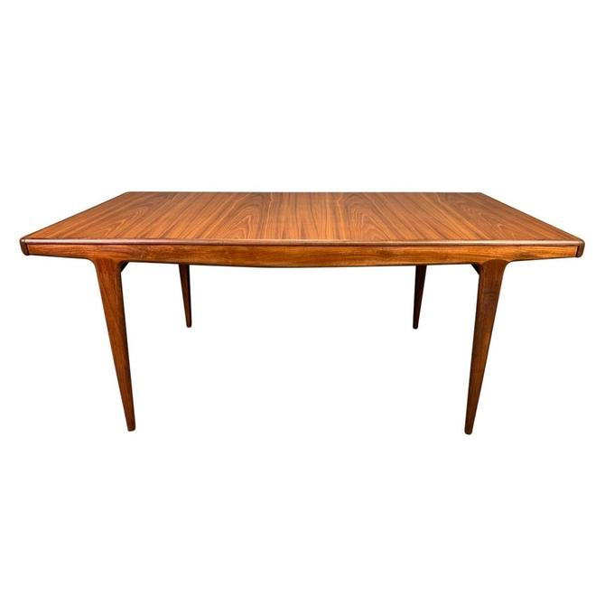 Vintage British Mid Century Modern Teak Dining Table by John Herbert for Younger by AymerickModern