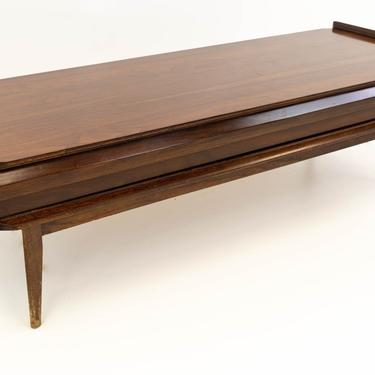 Lane First Edition Mid Century Walnut Coffee Table by ModernHill