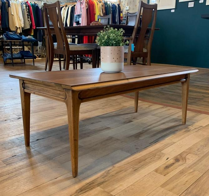 Refinished Mid-Century Coffee Table