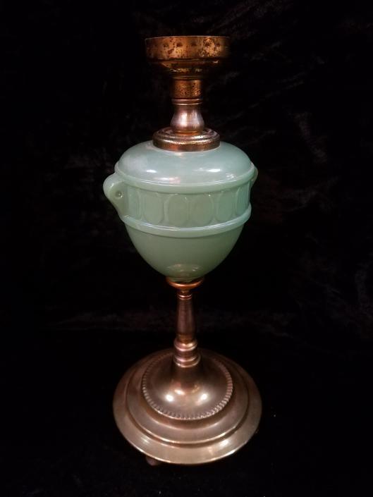 Vintage Table Lamp H8.25 x Base D3.75
