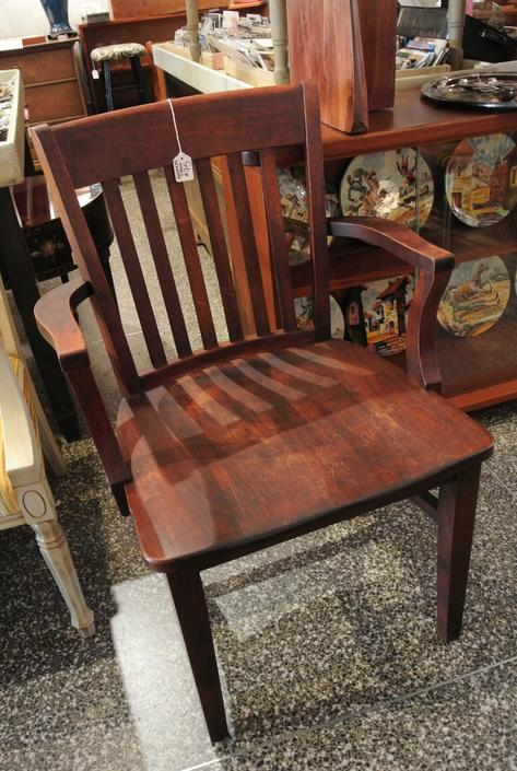 SOLD - Banker's Chair