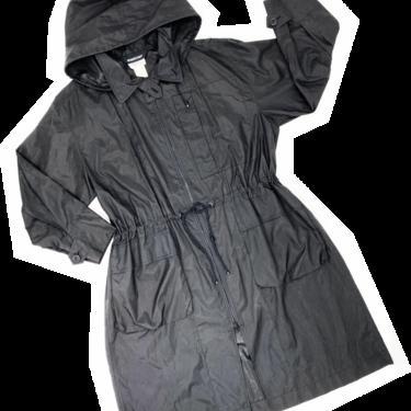 Issey Miyake Windcoat packable trench coat