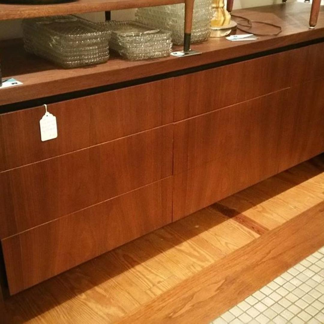 Milo Baughman 9 Drawer Dresser By Dillingham 795 From