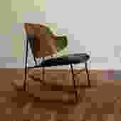 Kofod Larsen Penguin Rocking Chair