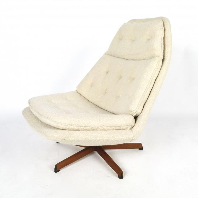 Madsen & Schubel Swivel Rocking Lounge Chair