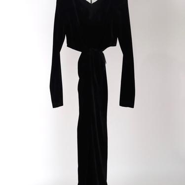 Mast Dress - Black