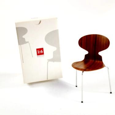 Miniature Arne Jacobsen Model 3100 by ModernMixPlus