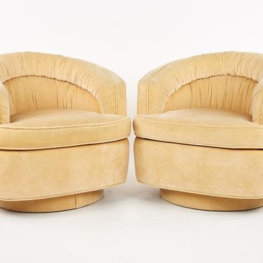 Lounge Chair - Pair - mcm by ModernHill