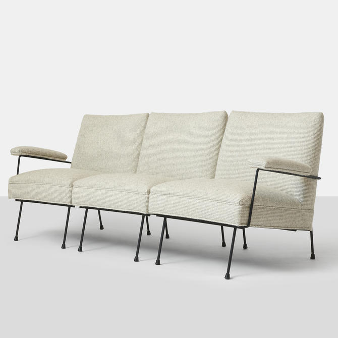 Milo Baughman Sectional Sofa for Pacific Iron
