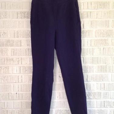 Lululemon Size 4 Navy Pants