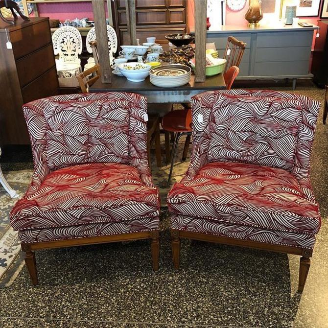 Two awesome statement chairs! $325 each!!