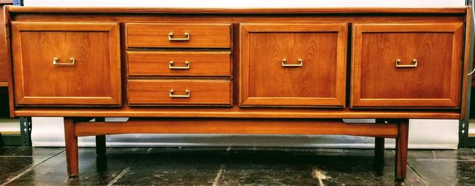 William Lawrence of Nottingham Credenza