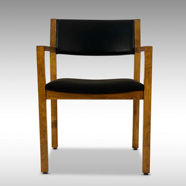 Modern Solid Wood Gunlocke Armchair (4 availble) - *Please ask for a shipping quote before you buy. by CoolCatVintagePA