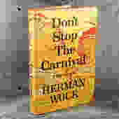 Don't Stop the Carnival by Herman Wouk - 1965 Comic Novel Book Club Edition by the author of The Caine Mutiny | FREE Shipping by Trovetorium