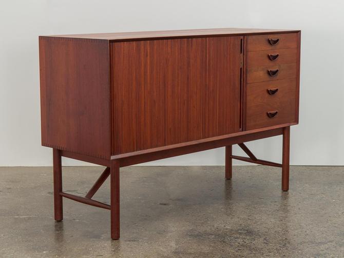 Peter Hvidt Tambour Sideboard by openairmodern