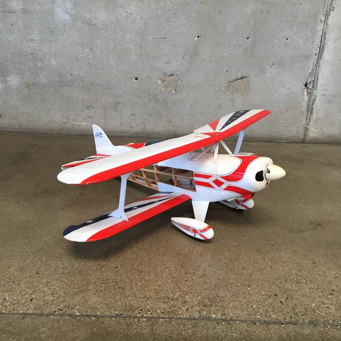 1970's Bolsa Wood Airplane