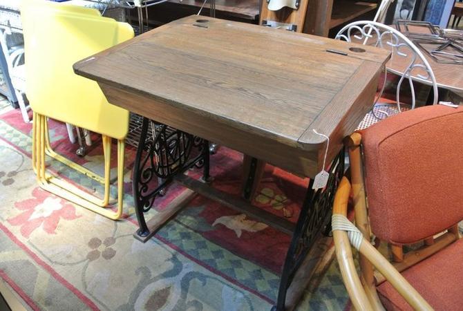 Vintage desk. $225