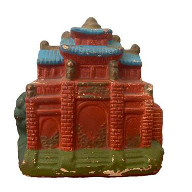 Temple Figurine