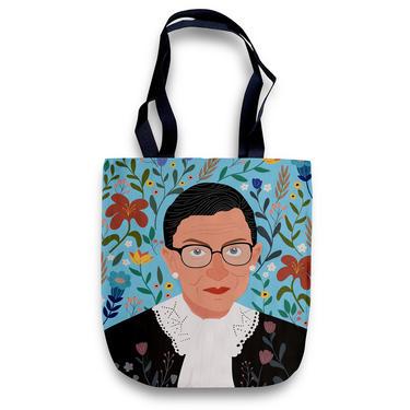 Cheeky Tote Bag – RBG Ruth Bader Ginsburg