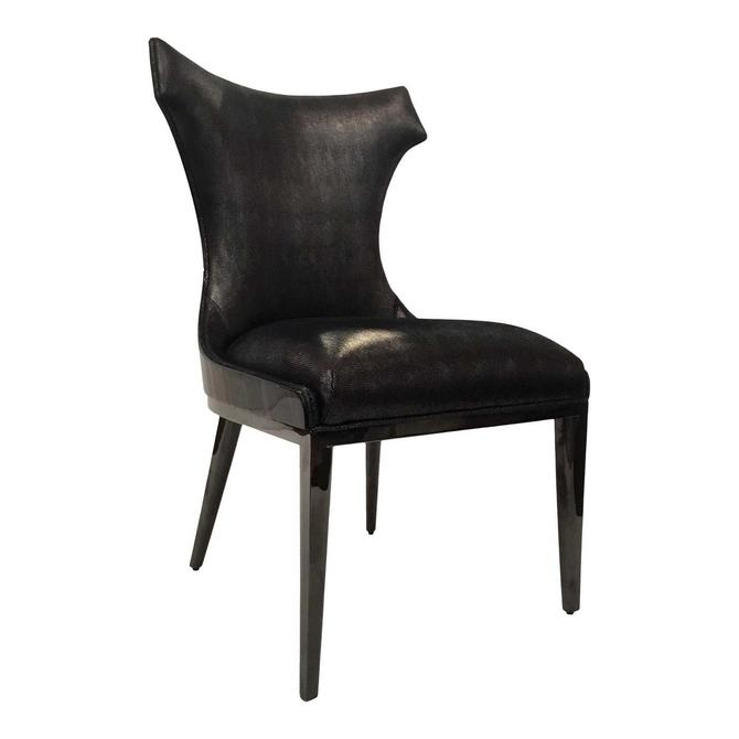 Caracole Signature Modern Urbane Side Chair