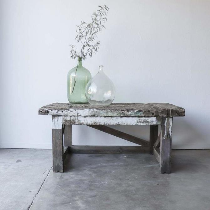 Very Rustic Table