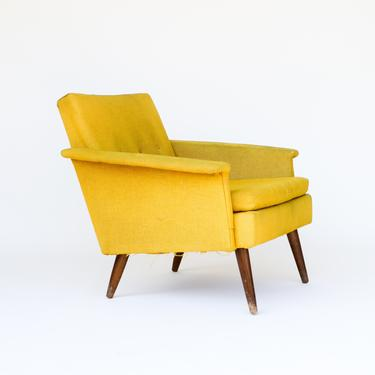 Yellow Chair by Paoli