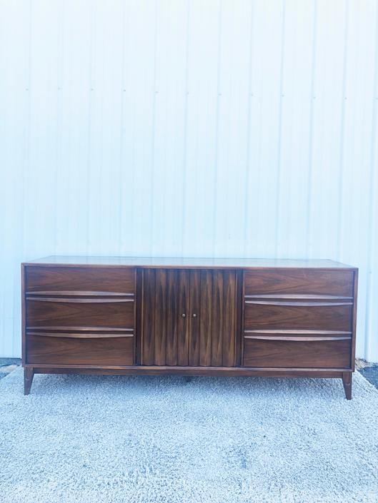 Mid Century Lowboy Dresser by Thomasville