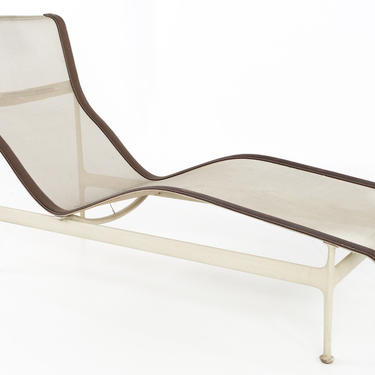 Richard Schultz for Knoll Four Leg Contour Mid Century Modern Lounge Chair -  mcm by ModernHill