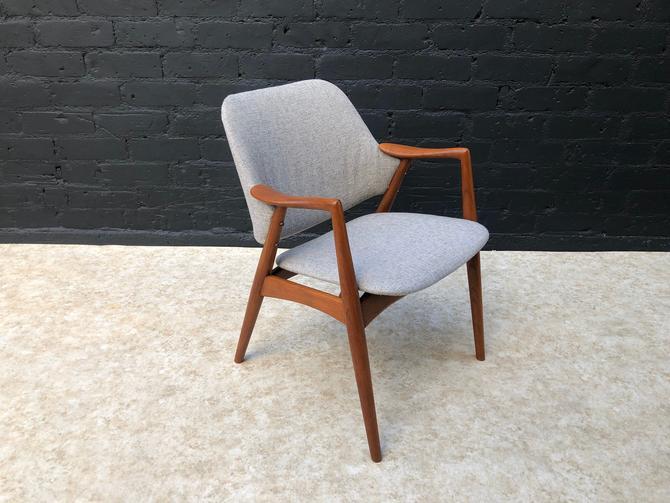 Alf Svenson Teak Armchair for Dux by VintageSupplyLA