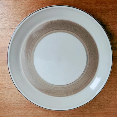 Vintage Bing & Grondahl Peru | Dinner Plate 624 | Jens Quistgaard | 1960s by TheFeatheredCurator