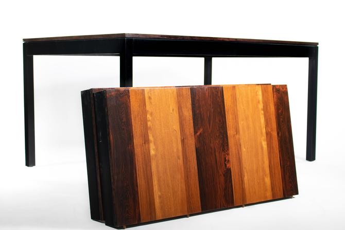 Expandable Dining Table by Milo Baughman for Directional by ABTModern