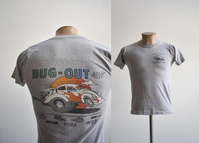 1980s Volkswagen Bug Out Tee by milkandice