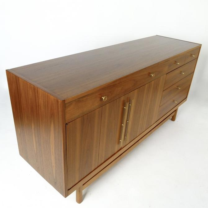 Walnut Sideboard / Credenza