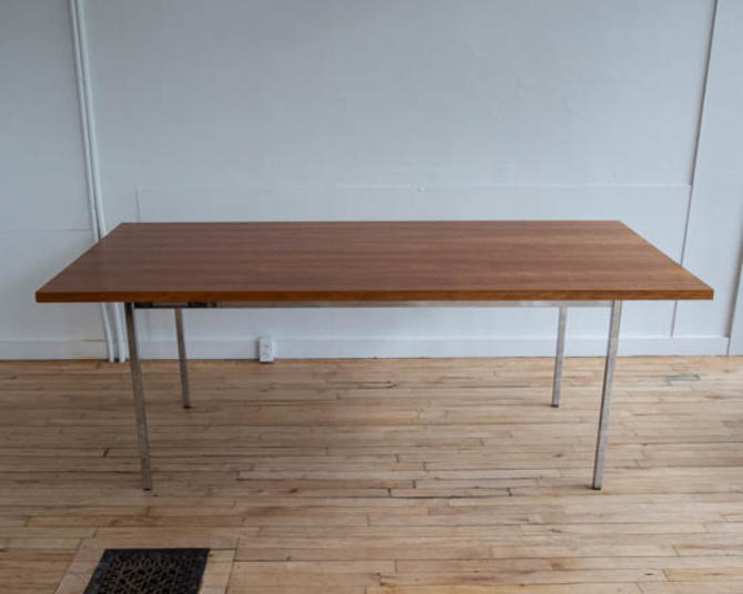 Knoll Cherry Dining or Work Table