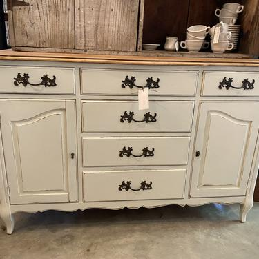 Vintage French Country-Style Server/Console