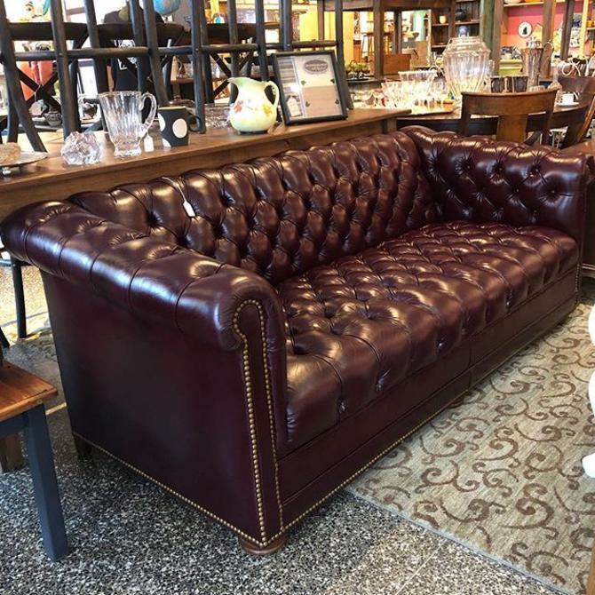 Chesterfield Sofa! $1,900!