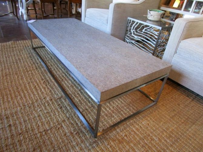 COFFEE TABLE BY FOUR HANDS
