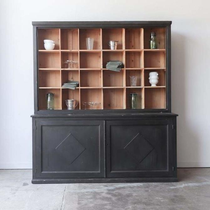 Vintage Pantry Cabinet