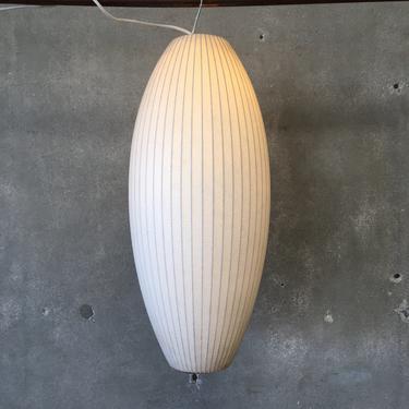 Nelson Style Cigar Bubble Lamp