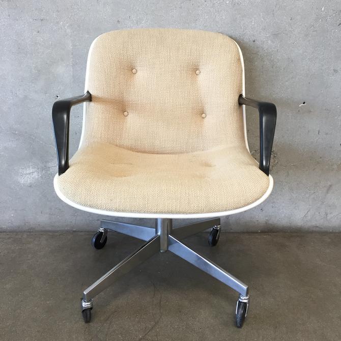 Vintage Mid Century Modern Steelcase Chair