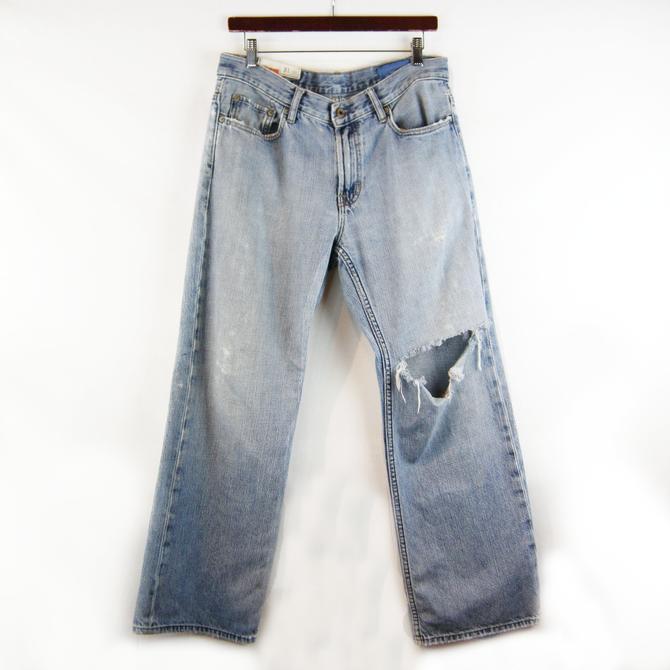 GAP Slim Straight loose fit jeans