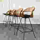 Arthur Umanoff Bar stools